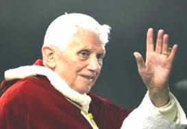 BENEDETTO XVI LASCERA' IL PONTIFICATO