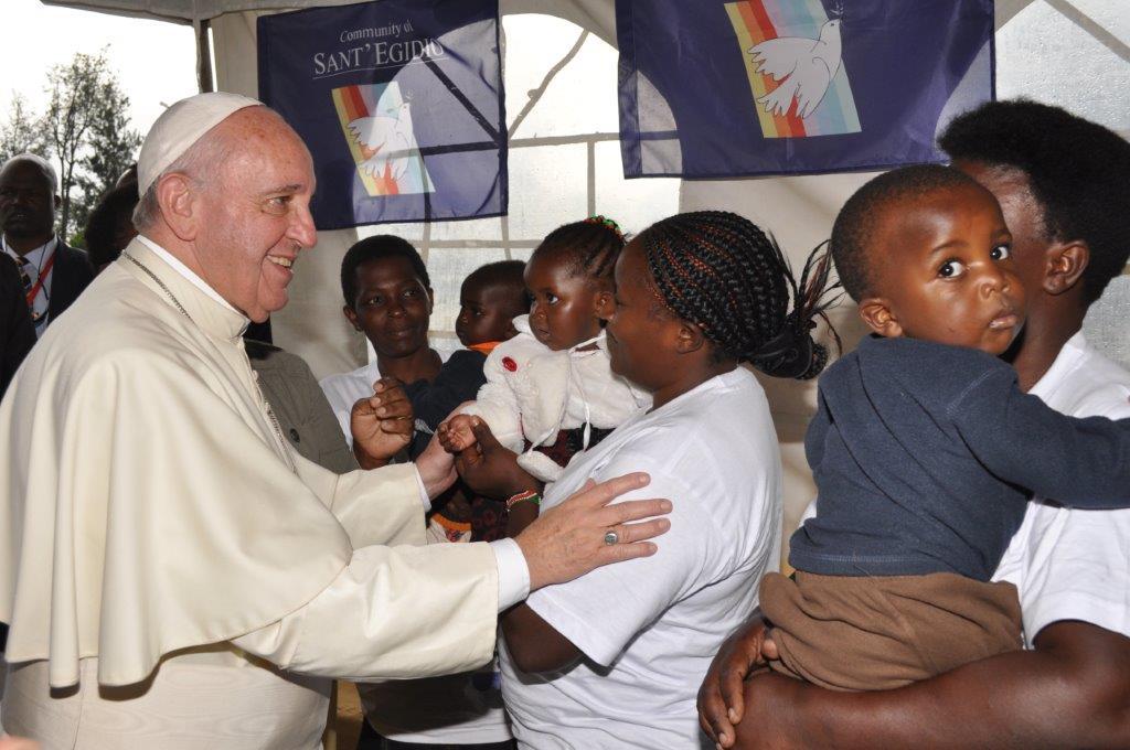 GIORNATA MISSIONARIA: LA DOMENICA DELLA CARITA'