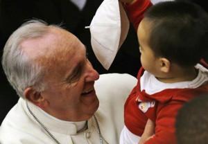 Il Papa e l'aborto, delitto contro l'umanità